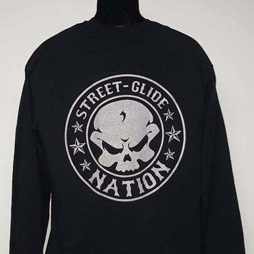 Street Glide Nation Long Sleeve