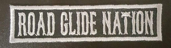 Road Glide Nation Name Tapes