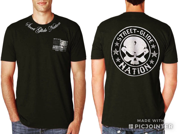 Street Glide Nation T-Shirt
