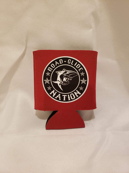 Road Glide Nation Collapsible Koozies