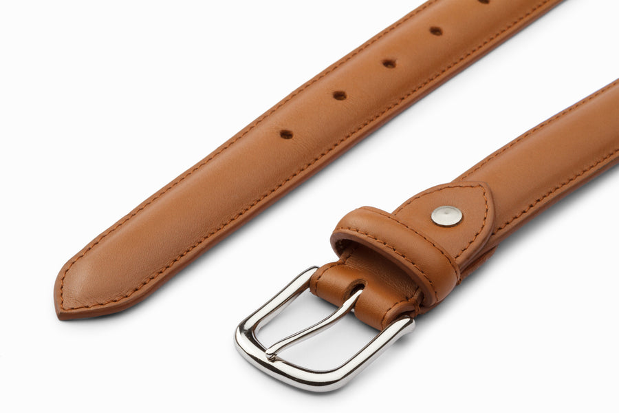 Profile Belt- Tan