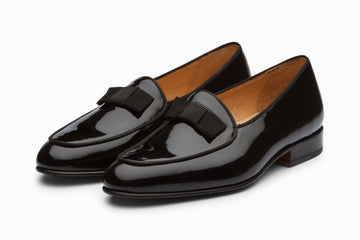 Formal Pumps with Grosgrain Bow