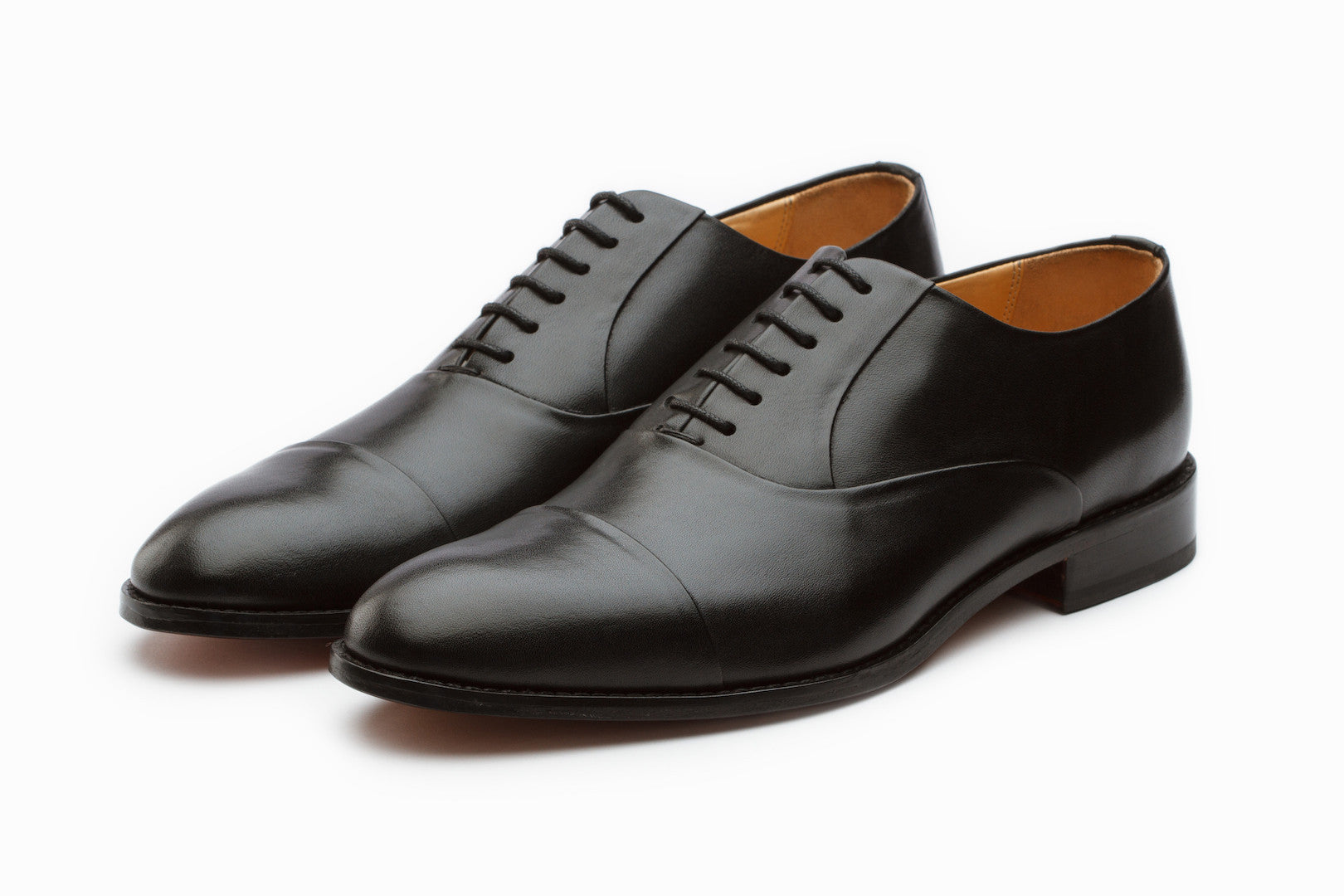 Oxfords - Pleated Oxford - Black