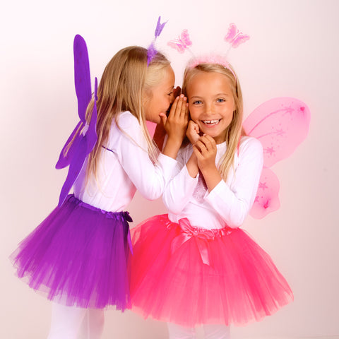 Princess Tutus, Wings & Wand