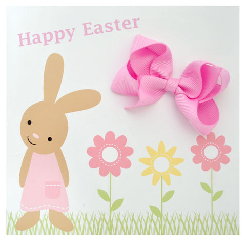 Easter Bunny Greetings Card