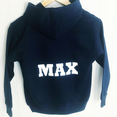 Boys' Gaming Personalised Hoodie (3 colours available)