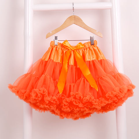 Halloween Orange Pettiskirt Tutu