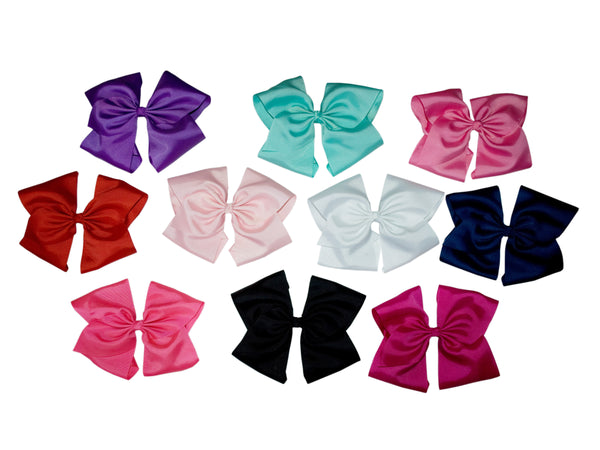 Candybows dance bow extra large ginormous 10 inch jojo dance moms hair bow hair clip hair accessories