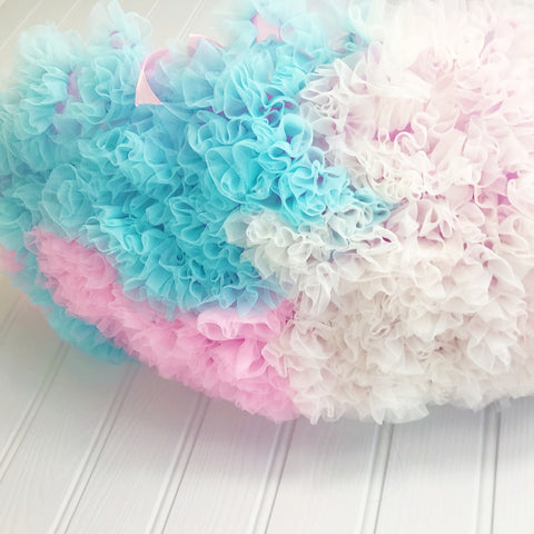 Sweetie Mix  Pettiskirt Tutu & Satin Bow