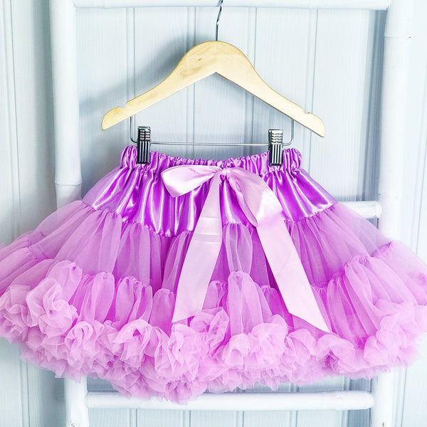 Tulip Pettiskirt Tutu, Fluffy Skirt, Birthday Outfit, Gift for Girl, Gift for Her, Dance