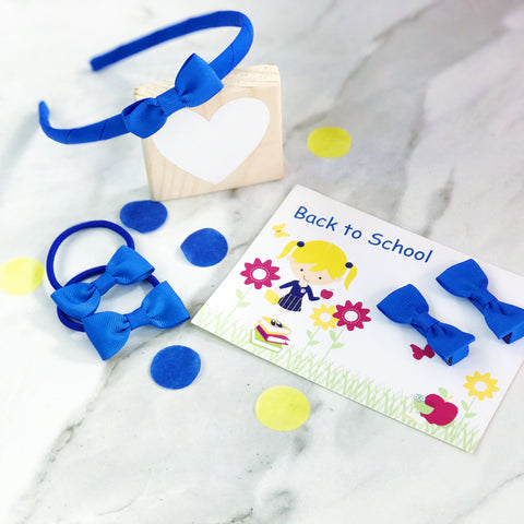 School Hair Accessories Gift  Set