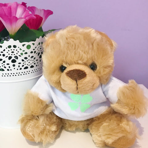 Good Luck Personalised Candy Teddy Bear