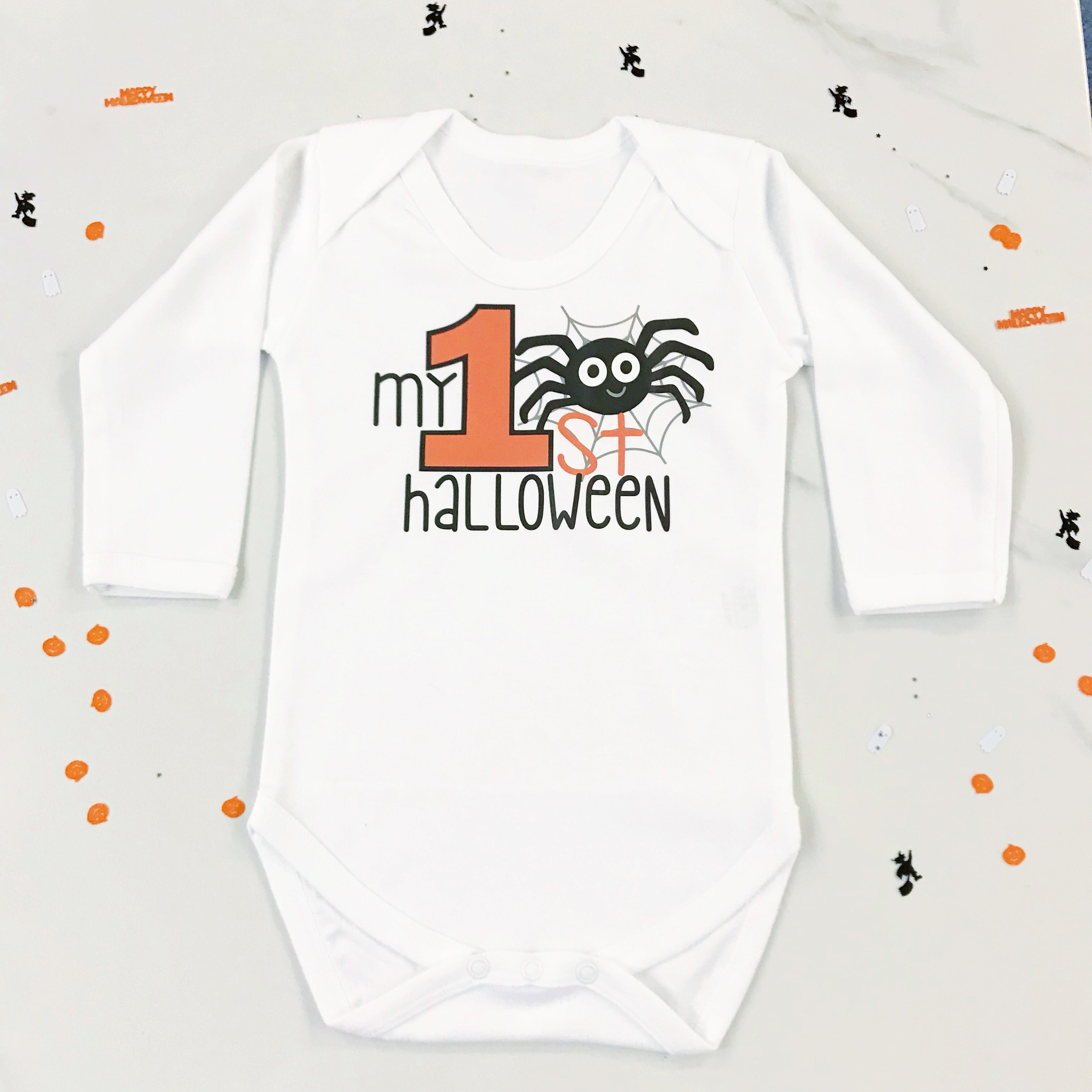 6cdbbfe62 My First Halloween Onesie/T shirt for Boys and Girls