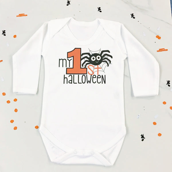 My First Halloween Onesie/T shirt for Boys and Girls