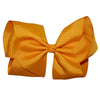 Boutique Hair Bows - Solid Colours - Shades of Reds and Orange