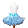 pettiskirt tutu blue candy bows angels face bob and blossom miss francis petticoat underskirt