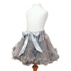 grey pettiskirt tutu candy bows angels face bob and blossom miss francis petticoat underskirt