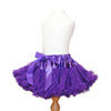 purple pettiskirt tutu candy bows angels face bob and blossom miss francis petticoat underskirt