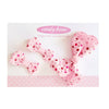 candy bows dotty spots hair bows hair accessories hair clips