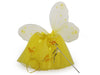 Sunshine Yellow Princess Tutus, Wings & Wand