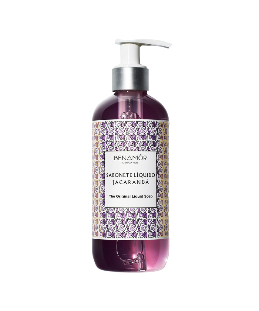 BENAMÔR JACARANDÁ The Original Liquid Soap 300 ml