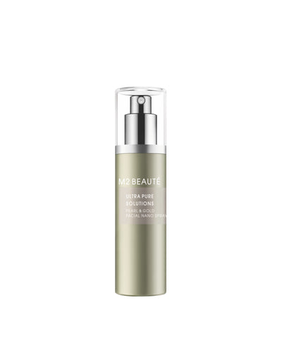 M2 BEAUTÉ Pearl & Gold Facial Nano Spray 75 ml