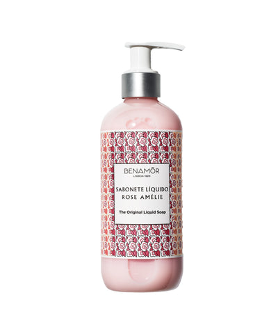 BENAMÔR ROSE AMÉLIE The Original Liquid Soap 300 ml