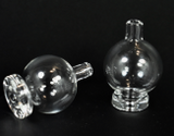 Clear Bubble Cap by KJ (Fits 25mm & 30mm)