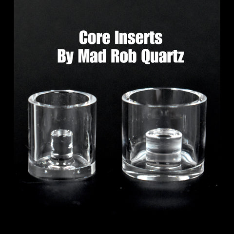 Core Inserts by Mad Rob Quartz (pick size)
