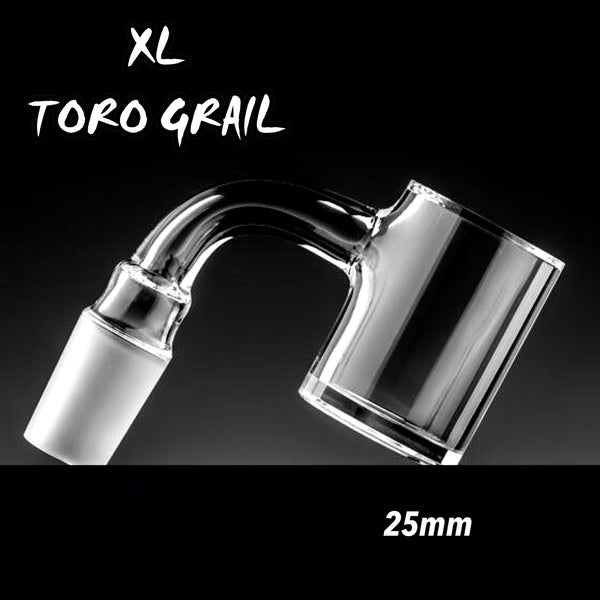 XL Toro Quartz Grail 25mm
