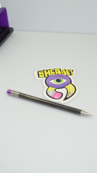 Titanium Sherbet Pencil (black)