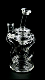 "7.25"" JME Klein Recycler (Clear)"