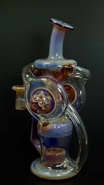JME Dual Intake Recycler (imperfections)