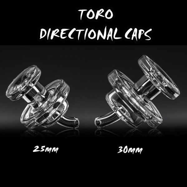 Toro Directional Caps (25 & 30mm)