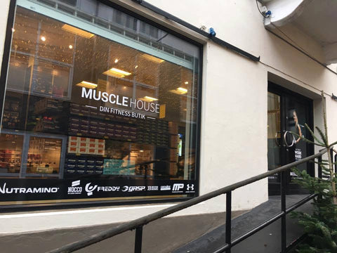 Muscle House Odense