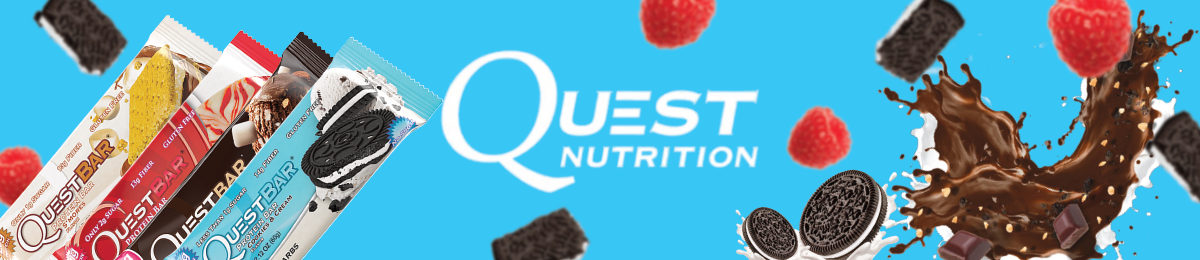 Quest Nutrition proteinbars hos Muscle House