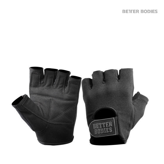 Better Bodies Basic Gym Glove - Musclehouse.dk