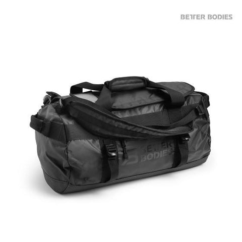 Better Bodies Duffel Bag Black - Musclehouse.dk