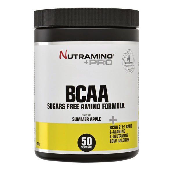 Nutramino BCAA Powder Summer Apple (400g)