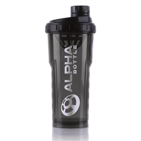 Alpha Designs Smoke Black (700 ml) - Musclehouse.dk