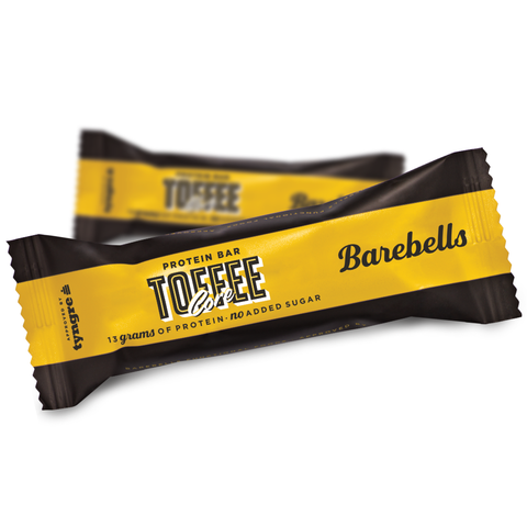 Barebells Core Protein Bar - Toffee (40g) - Musclehouse.dk