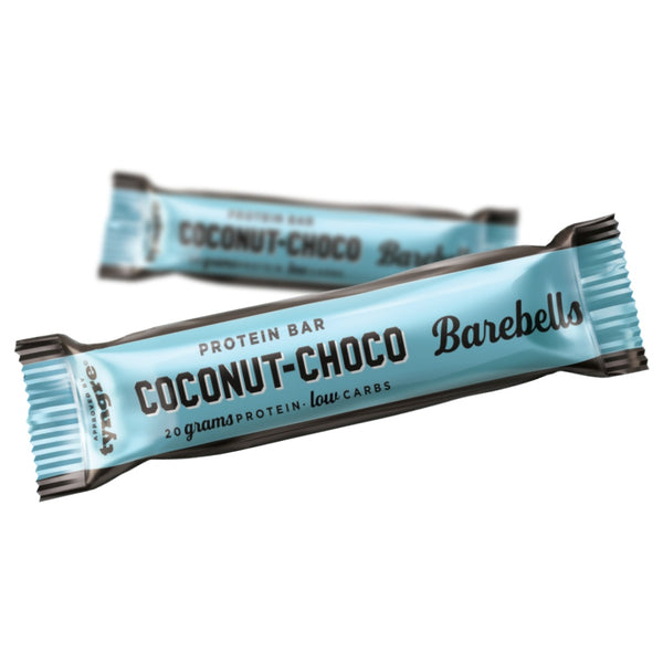 Barebells Protein Bar Coconut-Choco (55g) - Musclehouse.dk