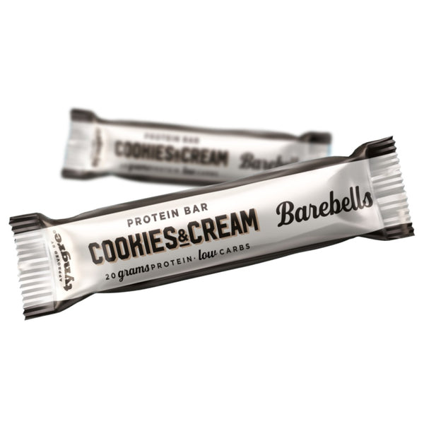Barebells Protein Bar Cookies & Cream (55g)