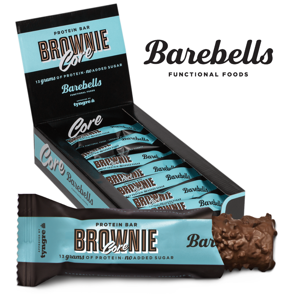 Køb Barebells Protein Bar (12x 55g) – Muscle House