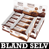 Bodylab Minimum Deluxe Protein Bar (36x 65g) - Musclehouse.dk