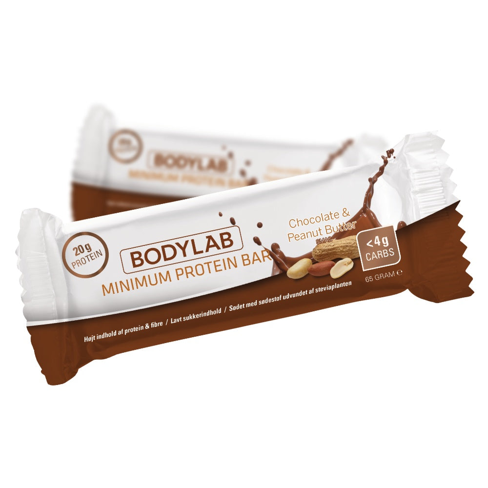 Image of   Bodylab Minimum Protein Bar - MuscleHouse.dk