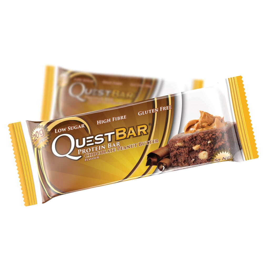 Quest Protein Bar Chocolate Peanut Butter (60g)