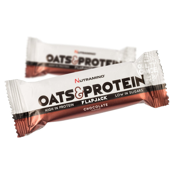 Nutramino Oats & Protein Flapjack - Chocolate (50g)