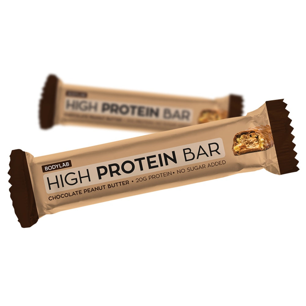 Image of   Bodylab Superior Protein Bar - Chocolate Peanut Butter (60g)