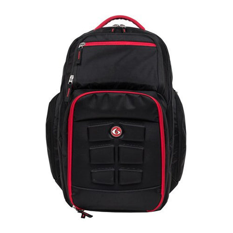6-Pack Exp. Backpack - Musclehouse.dk  - 1